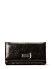 Salerno wallet Nete - BLACK