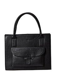 Ragusa shopper Valentina - BLACK CROCO