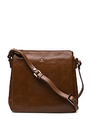 Salerno shoulder bag Sia - BROWN