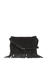 Rubino evening bag Rie - BLACK