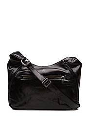 Salerno shoulder bag Lucy - BLACK