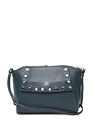 Niccone evening bag Milena - PETROL