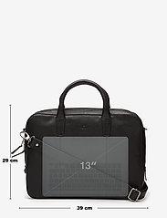 "Adax - Napoli working bag Glenn 14"" - tietokonelaukut - black - 2"