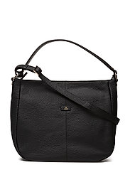 Venezia shoulder bag Boa - BLACK