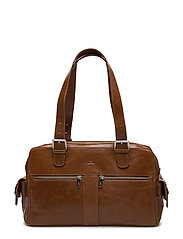 Salerno handbag Gyda - BROWN