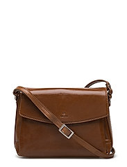 Salerno shoulder bag Yvon - BROWN