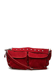 Unlimit shoulder bag Melody - SCARLET