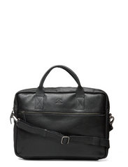 Prato briefcase Tobias 15,6' - BLACK
