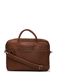 Prato briefcase Tobias - NATURE
