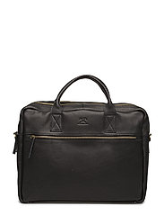 Prato briefcase Axel 15,6' - BLACK