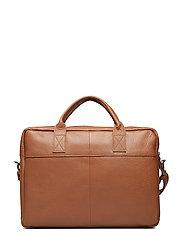 Prato briefcase Axel 15,6' - COGNAC