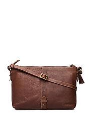 Cremona shoulder bag Dixie - BROWN