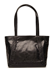 Salerno shopper Kiki - BLACK