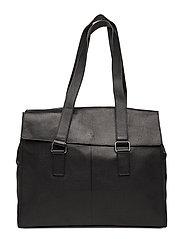 Napoli working bag Jannie - BLACK