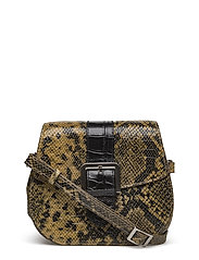 Cassino shoulder bag Nikki - BROWN