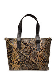 Cassino shopper Ingeborg - BROWN