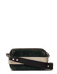 Berlin shoulder bag Carmen - GREEN
