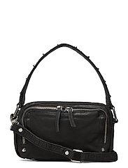 Rubicone shoulder bag Ida - BLACK