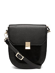 Berlin shoulder bag Selma - BLACK