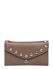 Niccone wallet Alberte - LATTE