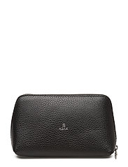 Cormorano purse Vanilla - BLACK