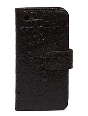 Adax iPhone cover 7+8 Sika - BLACK