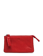 Ruby wallet Sigrid - CHILI