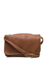 f6ada2d823 Shoulder bag Elina - COGNAC