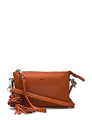 Ruby combi clutch Lizette - PAPAYA