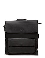Ruby backpack Ethel - BLACK
