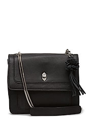 Ruby shoulder bag Kathe - BLACK