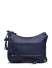 Ruby shoulder bag Puk - BLUE