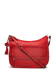 Ruby shoulder bag Puk - CHILI
