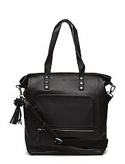 Ruby shopper Gulla - BLACK