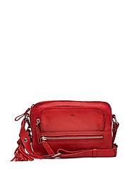 Ruby shoulder bag Gyrithe - CHILI