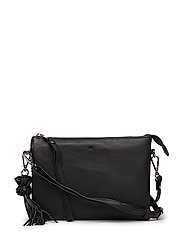 Ruby combi clutch Anne - BLACK