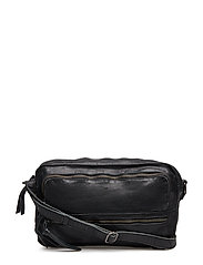 Pixie shoulder bag Stella - BLACK
