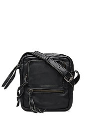 Pixie shoulder bag Mie - BLACK