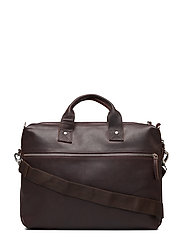 Kb3 working bag Daniel - BROWN