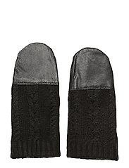 Adax cph glove Gidel - BLACK