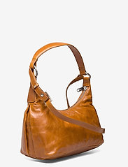 Adax - Salerno shoulder bag Robbie - handväskor - cognac - 2