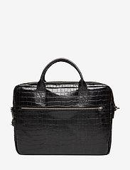 Adax - Piemonte working bag Leslie 15' - laptop-väskor - black - 1