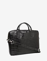 Adax - Piemonte working bag Leslie 15' - laptop-väskor - black - 2