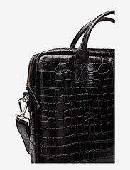 Adax - Piemonte working bag Leslie 15' - laptop-väskor - black - 3