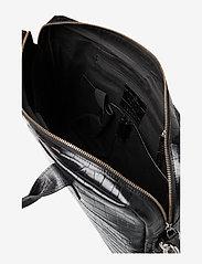 Adax - Piemonte working bag Leslie 15' - laptop-väskor - black - 4