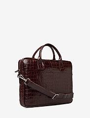 Adax - Piemonte working bag Leslie 15' - laptoptassen - brown - 2