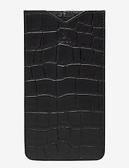 Adax - Piemonte iPhone+ cover Dakota - puhelimen kuoret - black - 0