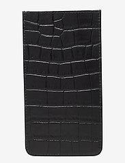 Adax - Piemonte iPhone+ cover Dakota - puhelimen kuoret - black - 1