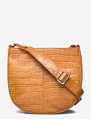 Adax - Teramo shoulder bag Helen - sacs à bandoulière - cognac - 0