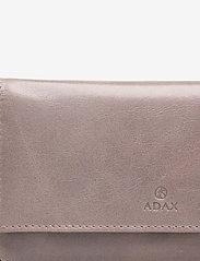 Adax - Salerno wallet Nete - naudas maki - cement - 3